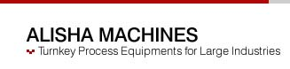 Alisha Machines Pvt. Ltd.